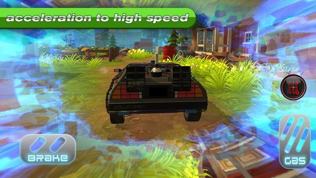 Car Marty Simulator 3D screenshot 1