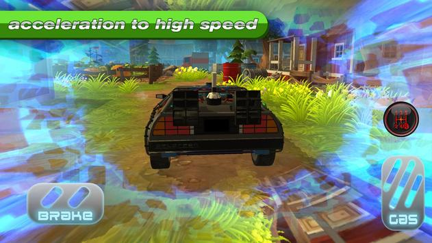 Car Marty Simulator 3D screenshot 7