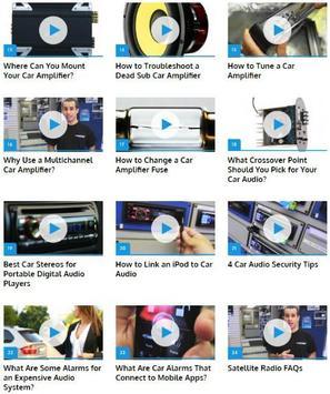 Car Audio apk screenshot