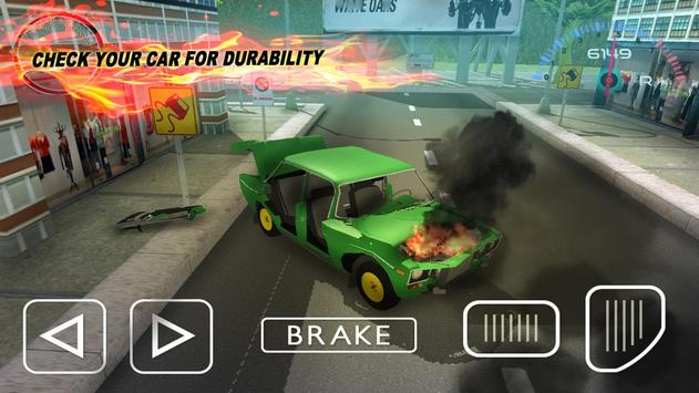 Free beam car crash engine simulator car crashing 3d apk.