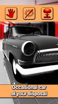 Car Crash Volga GAZ Pro apk screenshot