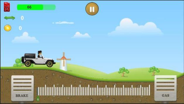 Car up the hill screenshot 4