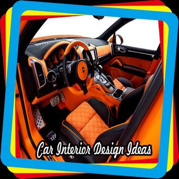 Car Interior Design Ideas poster