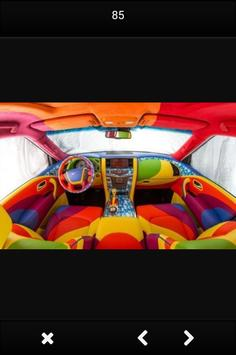 Car Interior Design Ideas screenshot 3