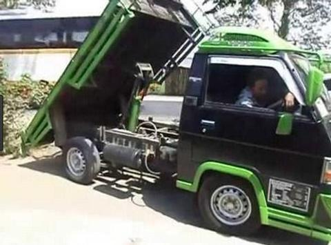 62 Modifikasi Mobil Pick Up Terbaru Gratis