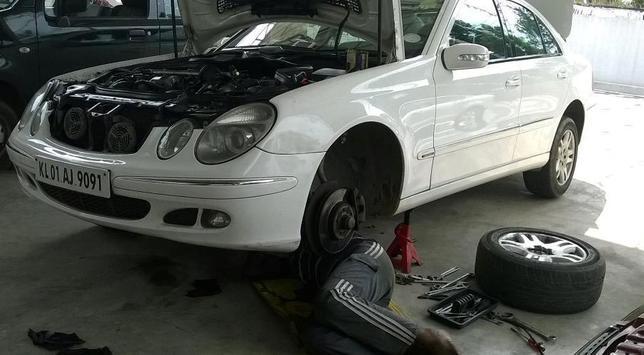 Car Repairing Course in Hindi VIDEOs App apk screenshot
