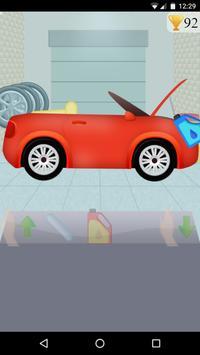 car repairing game screenshot 2