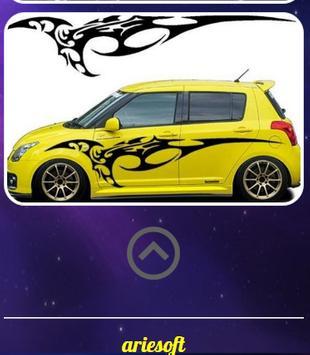 Car Sticker Design Ideas screenshot 3