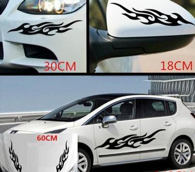 Car Sticker Design Ideas screenshot 12