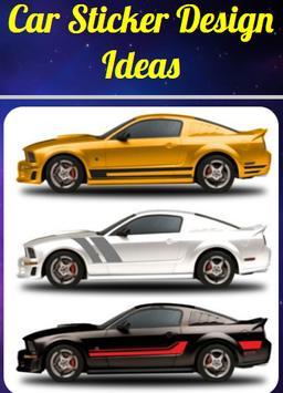 Car Sticker Design Ideas screenshot 1