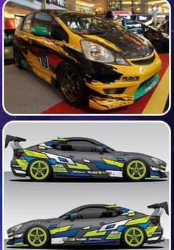 Car Sticker Design Ideas screenshot 2