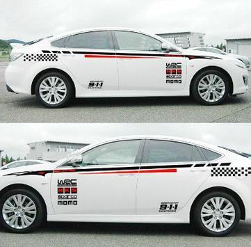 Car Sticker Design Ideas screenshot 5