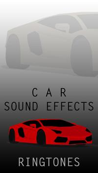 Car Sound Effects Ringtones poster