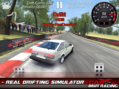 CarX Drift Racing Lite скриншот приложения