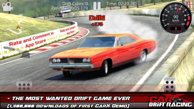 CarX Drift Racing Lite постер