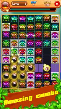 Match 3 Frog Mania screenshot 2