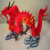 3D Origami icon