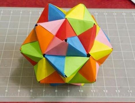 3D Origami Apk Screenshot
