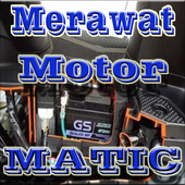 Cara Service Motor Matic Injeksi icon