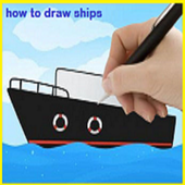 How to Draw Ships icon