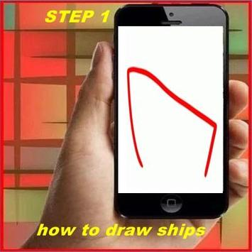 How to Draw Ships poster