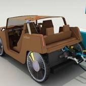 Cardboard Car Project icon