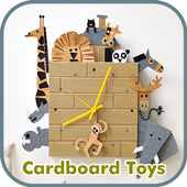 Cardboard Toys Collections icon