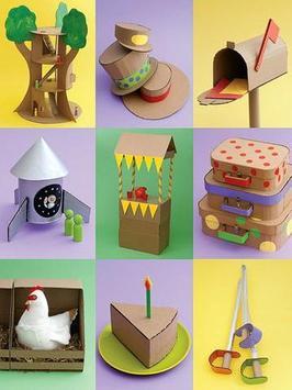 Cardboard Toys Collections apk screenshot