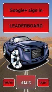 free racing poster