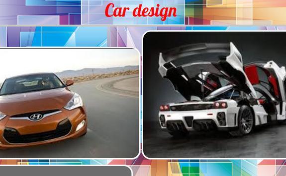 Car Design poster