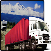 Cargo Delivery: Mountain Drive icon