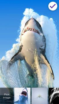 Shark Killer PIN Lock screenshot 2