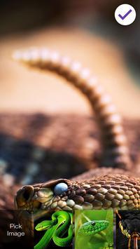 Poisonous Snake PIN Lock screenshot 2