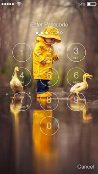 Kids and Animals PIN Lock screenshot 1