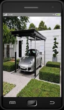 Carport Design Ideas apk screenshot