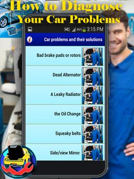 Car problems & their solutions screenshot 1