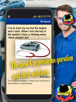Car problems & their solutions screenshot 22