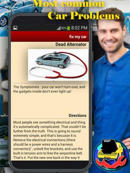 Car problems & their solutions screenshot 3