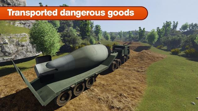 Carrier Truck Bombs 2016 apk screenshot