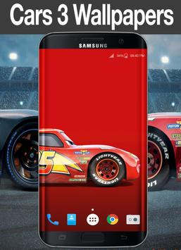 Cars 3 Wallpaper screenshot 1