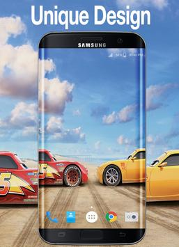 Cars 3 Wallpaper screenshot 2