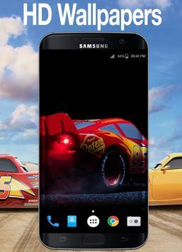 Cars 3 Wallpaper screenshot 3