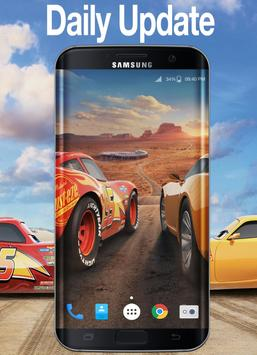 Cars 3 Wallpaper screenshot 4