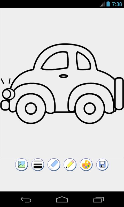 Mobil Mewarnai Permainan For Android Apk Download