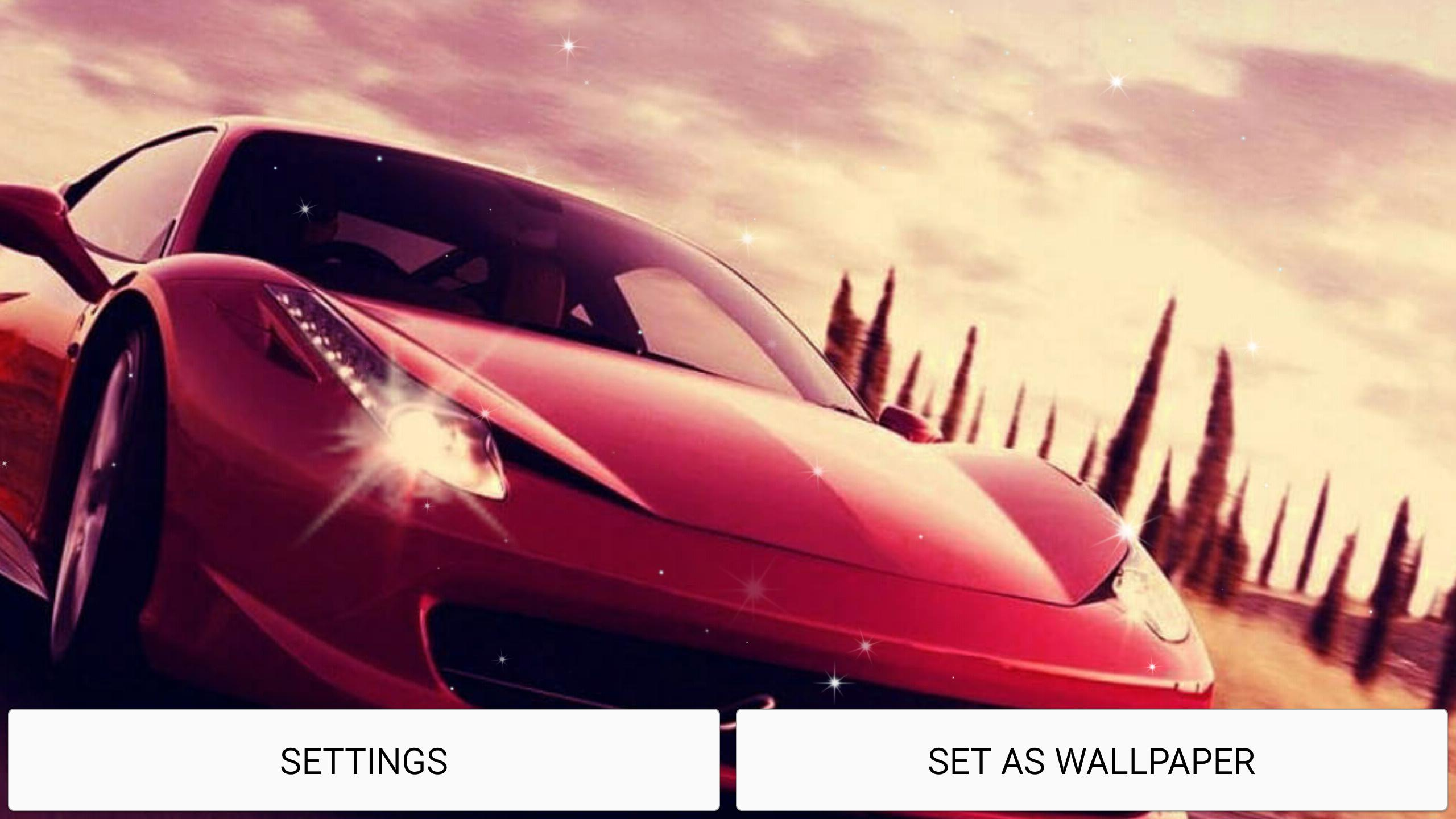 Car Live Wallpaper For Android Apk Download