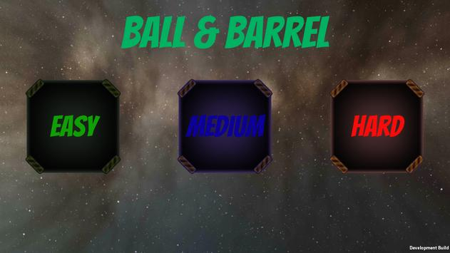 Ball & Barrel poster