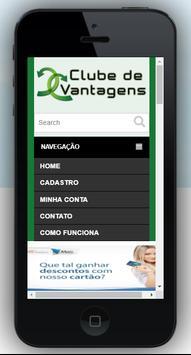 Clube de Vantagens screenshot 5