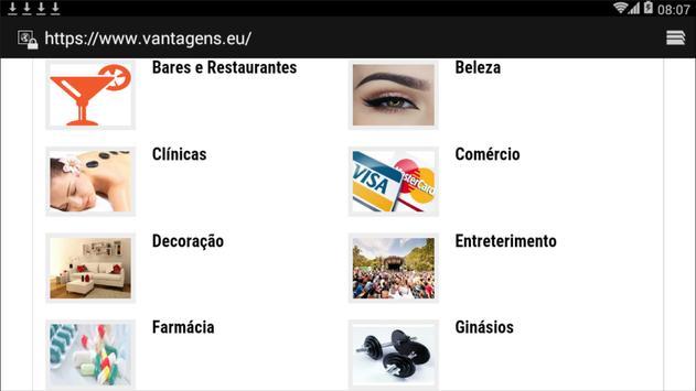 Clube de Vantagens screenshot 9
