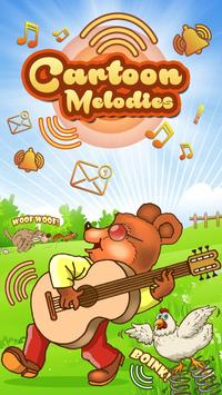 Cartoon Ringtones Free 😜 Funny Sound Effects poster