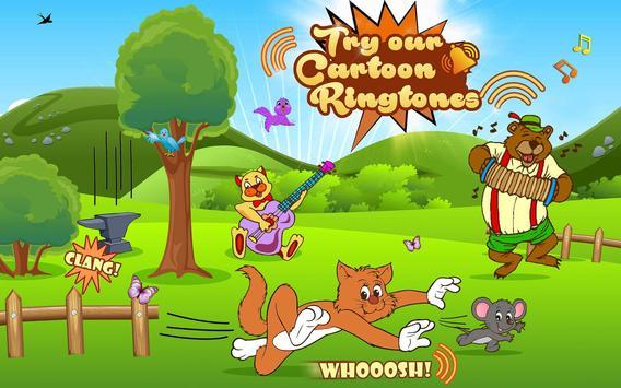 Cartoon Ringtones Free 😜 Funny Sound Effects screenshot 11
